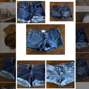 5 pairs of shorts size 2